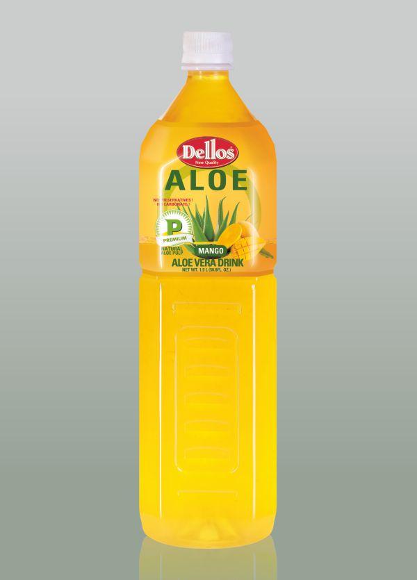 делос алое с манго, dellos aloe, делос алое вера