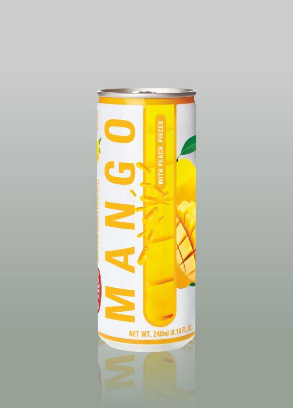 натурален сок манго делос, dellos